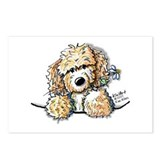 Bailey's Irish Crm Doodle Postcards (Package of 8)