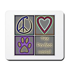 Perfect World: Dogs (ALT) - Mousepad