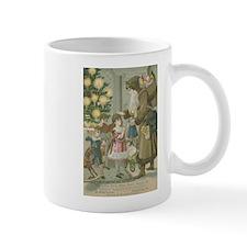 St. Nick with Children Mug
