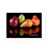 Pear Postcards (Package of 8)