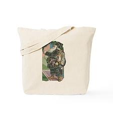 1882 Santa Tote Bag