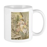 Christmas Angel Small Mug