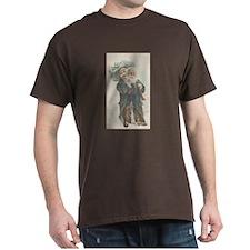 Little Santa Dark T-Shirt