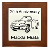 Miatafun Framed Tile