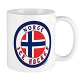 NO Norway/Norge Ice Hockey Mug