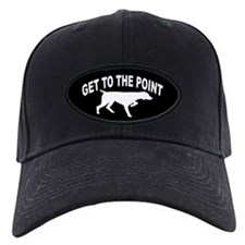 GET TO THE POINT Baseball Cap
