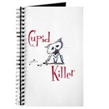 Cupid Killer Kitty Journal