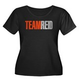 Team Reid Criminal Minds Women's Plus Size Scoop N