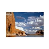 Lake Powell, Arizona Rectangle Magnet