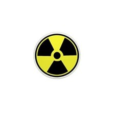 Radioactive Mini Button