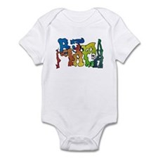 B3 Mafia Infant Bodysuit