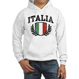 Italia Hoodie Sweatshirt