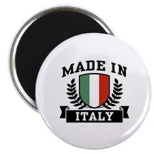 Made In Italy Magnet