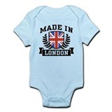 Made In London  Baby Onesie