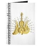 Golden Winged Violin Journal
