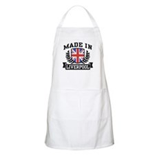 Made In Liverpool Apron