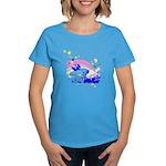 Scatter Joy Women's Dark T-Shirt