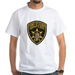 Steuben County Sheriff White T-Shirt