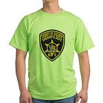 Steuben County Sheriff Green T-Shirt