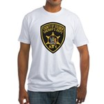 Steuben County Sheriff Fitted T-Shirt