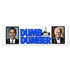 Dumb and Dumber Bumper Bumper Sticker