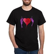 blackheartshirt T-Shirt