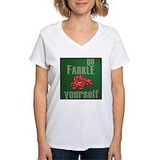 Farkle Yourself 12x12 T-Shirt