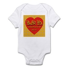 Badwater Basin Lowest Point i Infant Creeper