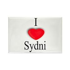 Sydni Rectangle Magnet