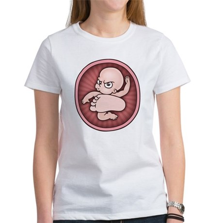 Baby Kick II Women's T-Shirt