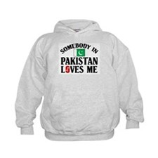 Somebody In Pakistan Hoodie