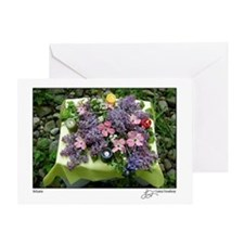 Beltaine Greeting Card (Lilac Version)