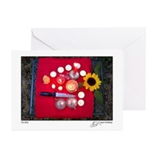 Fire Altar Greeting Cards (Pk of 20)
