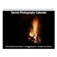 Sacred Altar Wall Calendar (v. 1)