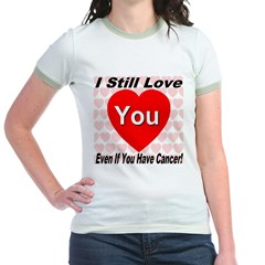 I Still Love You Jr. Ringer T-Shirt