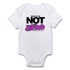 Funny Twilight quotes Infant Bodysuit