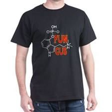 FUN GUS Black T-Shirt