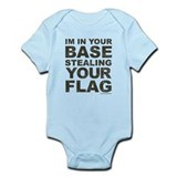 Stealing Your Flag Onesie