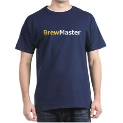 Beer Bubble BrewMaster Dark T-Shirt