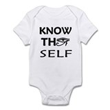 Know Thy Self Onesie