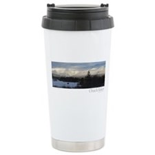Chuck Baker: Mount Washington Ceramic Travel Mug