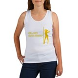 Club Chubby Jump Dancer Women's Tank Top