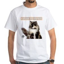 Calico Cat Shirt