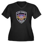 Lee's Summit Missouri Police Women's Plus Size V-N