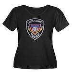Lee's Summit Missouri Police Women's Plus Size Sco