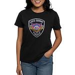 Lee's Summit Missouri Police Women's Dark T-Shirt