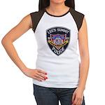 Lee's Summit Missouri Police Women's Cap Sleeve T-