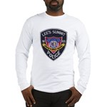 Lee's Summit Missouri Police Long Sleeve T-Shirt