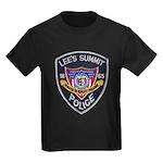 Lee's Summit Missouri Police Kids Dark T-Shirt