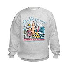 Fun San Francisco Sweatshirt